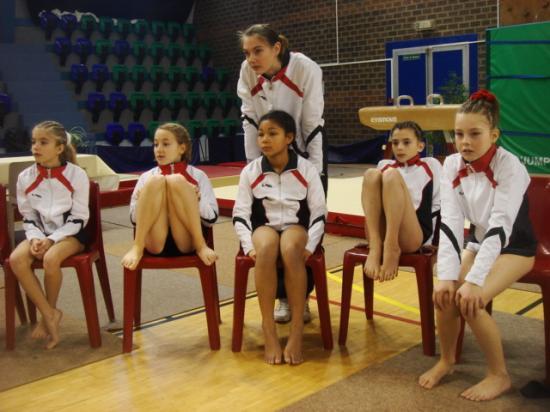 CHAMP DER DIR CRITERIUM 22/23 JANVIER 2011 MAROMME