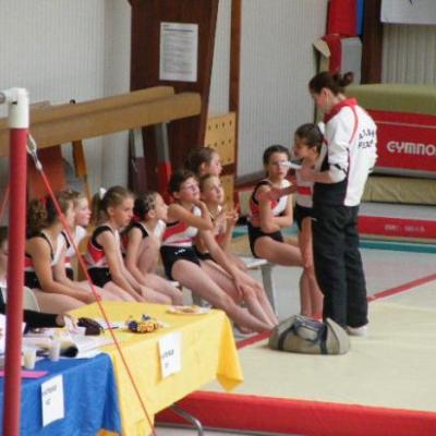 Championnat Départemental DR 21 et 22 mai 2011