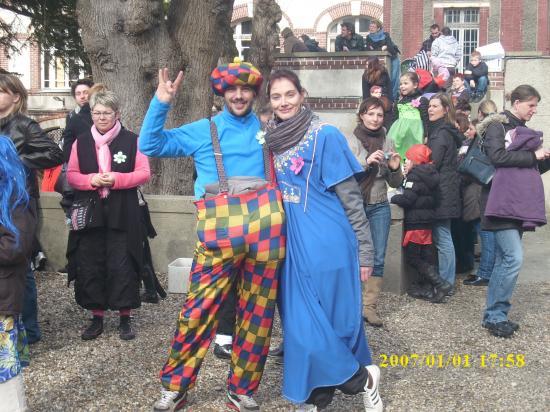 CARNAVAL DE FECAMP MARS 2011