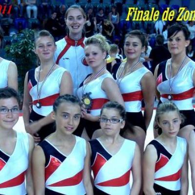 FINALE ZONE 2011 EQUIPE