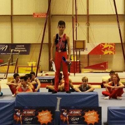 Kélim Champion inter-départemental