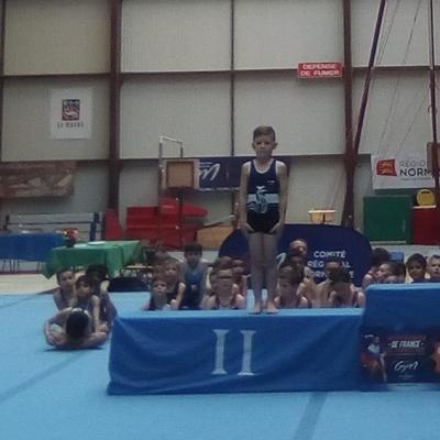 Noa Vice-Champion inter-départemental
