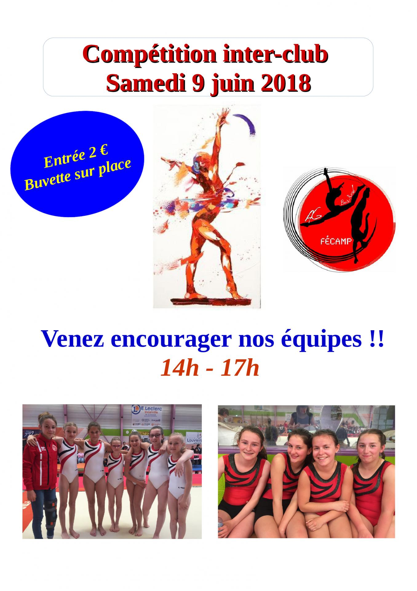 Competition interne 9 juin 1 1